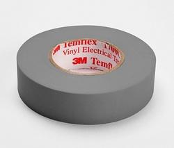 3M Temflex 1300 Серая Универсальная изоляционная лента, 19мм х 20м х0,13мм арт. 7000062626