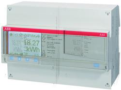 ABB A44 552-200 Счетчик 3-ф.(2Н),4-т.c тарифик.,кл.т. 0,5S,трансф.вкл. 1(6)А,4 вх/вых,RS485 арт. 2CMA100134R1000