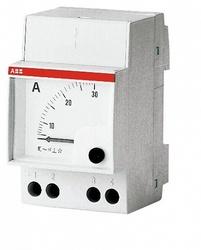 ABB AMT Амперметр аналоговый без шкалы 5A, на DIN-рейку арт. 2CSM320250R1001