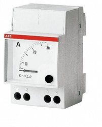 ABB AMT Амперметр переменного тока прям.вкл. AMT 1/5 арт. 2CSM310030R1001