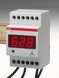 ABB Амперметр цифр.пост.ток AMTD-2 арт. 2CSM420000R1011
