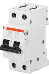 ABB Автомат.выкл-ль 2-полюсной S202 K13 арт. 2CDS252001R0447