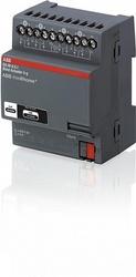 ABB BA-M-0.4.1 Жалюзи активатор free@home, 4-канальный, 220В арт. 2CDG510011R0011