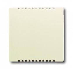 ABB BJE Solo/Future Крем Накладка усилителя мощности светорегулятора арт. 6599-0-2832