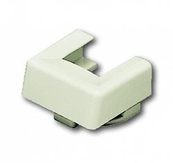 ABB Busch Duro Ввод для кабель-каналов 15х15 мм, 19х19 мм, слоновая кость арт. 1761-0-1228