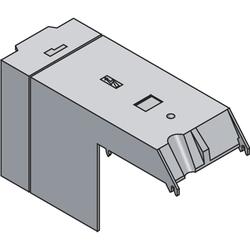 ABB CPUF120 Защитная крышка для D120/42 арт. 1SNA190018R2000
