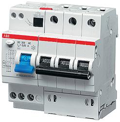 ABB DS2 Авт.диф.тока 7мод. DS203 M AC-C50/0,03 арт. 2CSR273001R1504