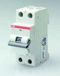 ABB DS201 Дифференциальный автоматический выключатель 1 мод. 10А 30mA 6кА(А) хар.С арт. 2CSR255140R1104