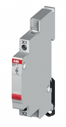 ABB E219-C Лампа индикационная красная 115-250В переменного тока арт. 2CCA703401R0001