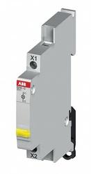 ABB E219-E Лампа индикационная желтая 115-250В переменного тока арт. 2CCA703403R0001
