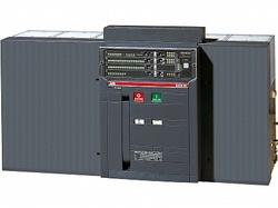 ABB Emax Выключатель автоматический стационарный с полноразмерной нейтралью E6H/f 6300 PR123/P-LSI In=6300A 4p F HR арт. 1SDA055590R1