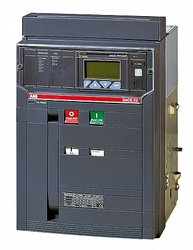 ABB Emax Выключатель автоматический выкатной E2S 1000 PR123/P-LSI In=1000A 3p W MP арт. 1SDA059330R1