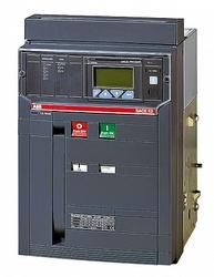 ABB Emax Выключатель автоматический выкатной E2S 1250 PR122/P-LSIRc In=1250A 4p W MP арт. 1SDA058671R1
