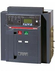ABB Emax Выключатель автоматический выкатной E3S 2500 PR122/P-LSI In=2500A 3p W MP арт. 1SDA056292R1