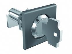 ABB Emax2 Блокировка замком с ключом в положениях вкачен/тест/выкачен KLP-S одинаковые ключи N.20007 E1.2 1-й ключ арт. 1SDA073825R1