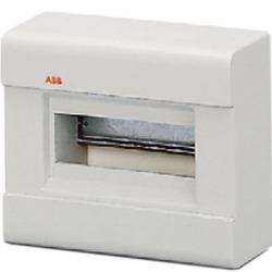 ABB Europa Бокс навесной белый 8мод. без дверцы IP40 арт. 1SL2408A00