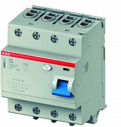 ABB F4 Выкл.диф.тока F404A-K63/0.03 арт. 2CCF544310E0630