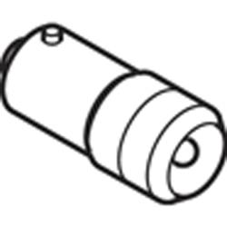 ABB KA Светодиод KA2-2051 красный 60В AC/DC арт. 1SFA616921R2051