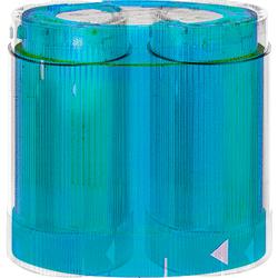 ABB KL7 Сигнальная лампа KL70-113L синяя проблесковая 115В AC (ксеноновая) арт. 1SFA616070R1134