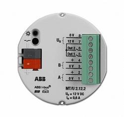 ABB KNX Терминал для датчиков безопасности 2-х канальный, MT/U 2.12.2 арт. 2CDG110111R0011