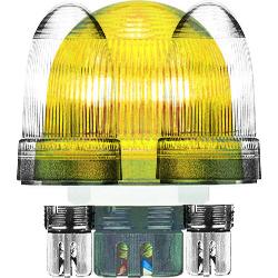 ABB KSB Сигнальная лампа-маячок KSB-123Y желтая проблесковая 230В АC (ксеноновая) арт. 1SFA616080R1233