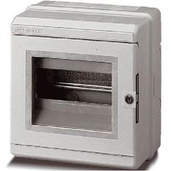 ABB Livorno бокс авар.настенный 205х220х140мм ШхВхГ с платой серый IP65 арт. 13174