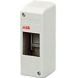 ABB Luca Крышка для настенного монтажа серая 2мод. без дверцы IP40 арт. 12422