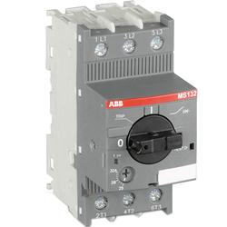 ABB MS132-2.5 100кА Автоматический выключатель с регулир. тепловой защитой 1.6A-2.5А К арт. 1SAM350000R1007