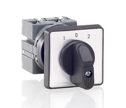 ABB ONVN30PB Переключатель для вольтметра стандартный 6-поз. (двухуровневый) 25 А РФ арт. 9CNB022533R5760