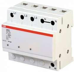 ABB OVR Ограничитель перенапряжения T1 3P 25 255 TS ( тип 1 ) арт. 2CTB815101R0600