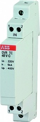 ABB OVR TC Огран.перенапряж.OVR TC 48V C арт. 2CTB804821R0300