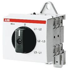 ABB Переключатель вольтметра на 7 положений на DIN-рейку арт. 16076215