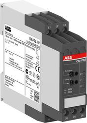 ABB Реле контроля напряжения 3Ф CM-PFS.P (контроль обрыва и черед. фаз) 3x200-500В AC, 2ПК, пруж. клеммы арт. 1SVR740824R9300