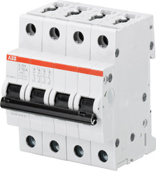 ABB S2M Автомат.выкл-ль 4-полюсной S204M Z20 арт. 2CDS274001R0488