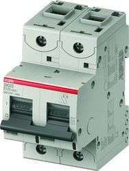 ABB S803C Автоматический выключатель 3P 100A (B) 25кА (6 мод.) арт. 2CCS883001R0825