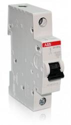 ABB SH201L Автоматический выключатель 1P 25А (C) 4,5kA арт. 2CDS241001R0254