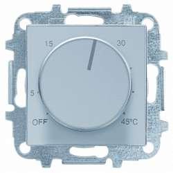 ABB SKY Серебристый алюминий Накладка для терморегулятора 8140.9 арт. 2CLA854090A1301