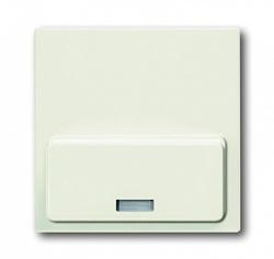 ABB Solo/future Накладка (центральная плата) для механизма док-станции Busch-iDock 8218 U, chalet-white арт. 8200-0-0179