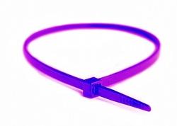 ABB Стяжка кабельная, стандартная, полиамид 6.6, пурпурная, TY100-18-7-100 (100шт) арт. 7TCG054360R0092