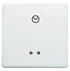 ABB Stylo/(Re)stylo Механизм электронного выключателя с таймером 9-240 сек, 1000 Вт, 2-модульный, альпийский белый арт. 2262 BA