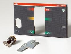 ABB Tmax Блокировка выключателя в разомкнутом состоянии KLC-S T7 - SAME KEY N.20007 арт. 1SDA062137R1
