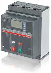 ABB Tmax Выключатель автоматический T7H 1000 PR232/P LSI In=1000A 4p F F M арт. 1SDA062795R1