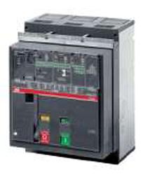 ABB Tmax Выключатель автоматический T7V 800 PR332/P LSI In=800A 3p F F арт. 1SDA062710R1