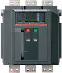 ABB Tmax Выключатель автоматический T8V 2500 PR332/P LI In=2500 3p F F арт. 1SDA065782R1