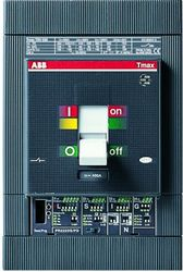 ABB Tmax Выключатель автоматический для защиты электродвигателей T5H 400 PR221DS-I In=320 4p F F арт. 1SDA054358R1