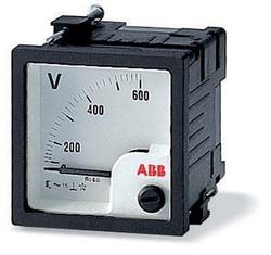 ABB Вольтметр пост.тока прям.вкл. VLM-2-25/48 арт. 16074582