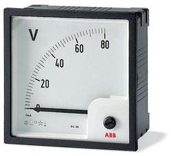 ABB Вольтметр пост.тока прям.вкл. VLM-2-600/96 арт. 16075019