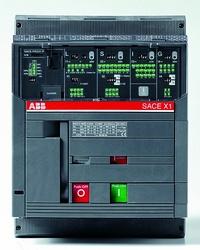 ABB X1 Выключатель автоматический стационарный X1N 630 PR332/P LSIRc In=630A 4p F F арт. 1SDA062188R1