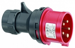 ABL Вилка кабельная 16А, 4P, IP44 арт. S41S30