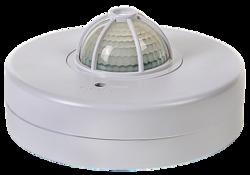 ASD Белый Датчик движения ДД-024-W 1100Вт 180-360 град. 6м, IP33 арт. 4690612001852